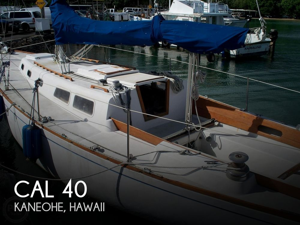 Used Cal Boats For Sale by owner | 1969 CAL 40