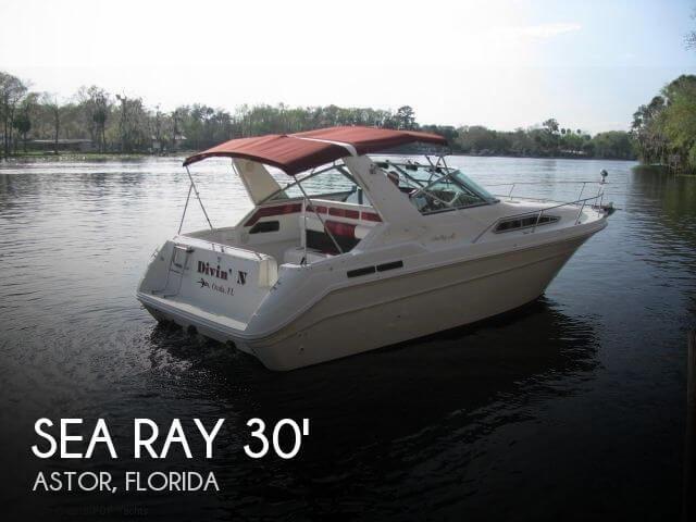 1992 Sea Ray 300 Sundancer - Photo #1