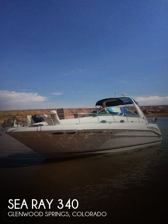 Used Boats For Sale in Colorado by owner | 2002 Sea Ray 340