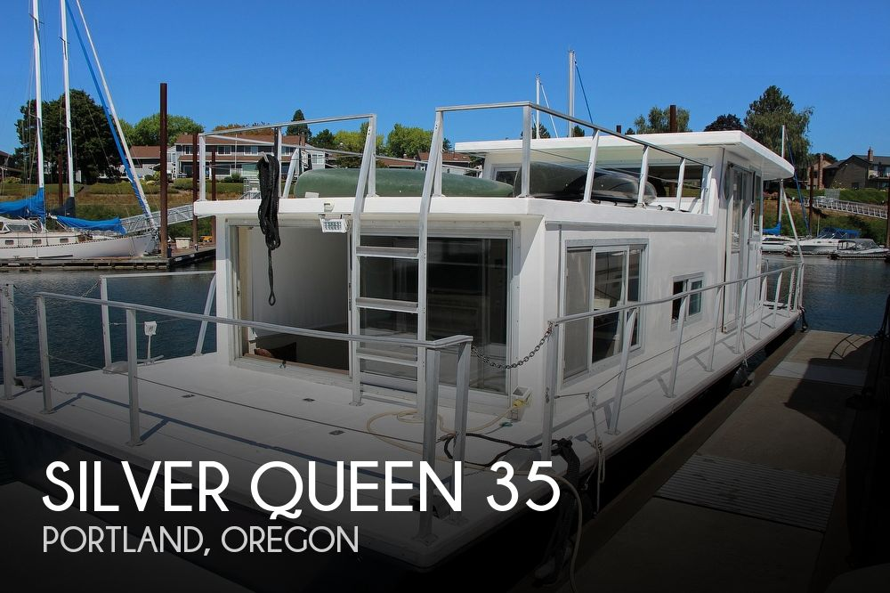 1972 SILVER QUEEN 35 for sale