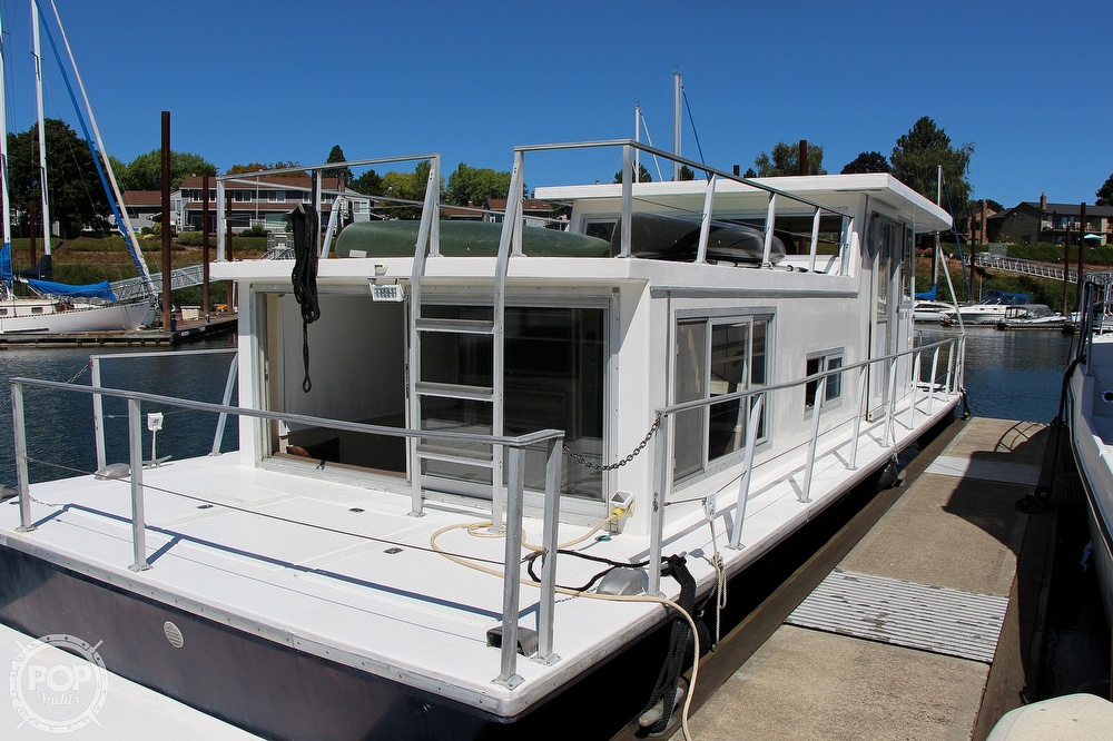 1972 Silver Queen boat for sale, model of the boat is 35 & Image # 2 of 40