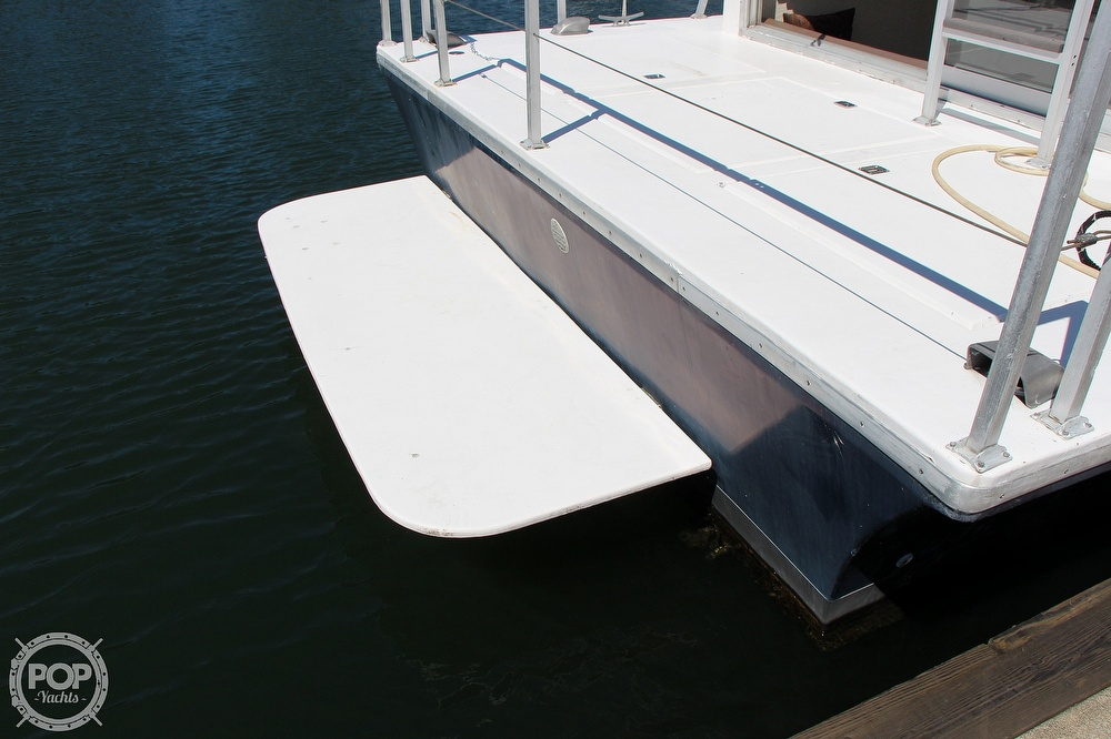 1972 Silver Queen boat for sale, model of the boat is 35 & Image # 3 of 40