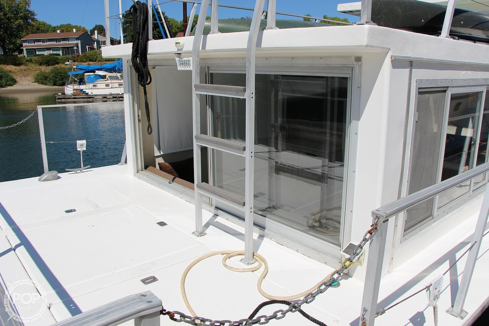1972 Silver Queen boat for sale, model of the boat is 35 & Image # 5 of 40