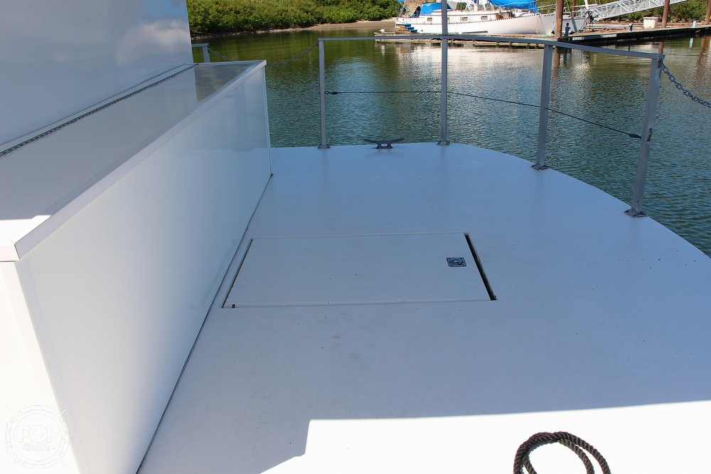 1972 Silver Queen boat for sale, model of the boat is 35 & Image # 10 of 40