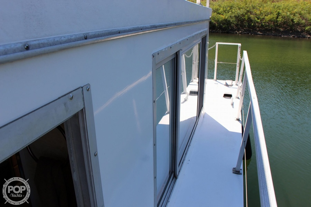 1972 Silver Queen boat for sale, model of the boat is 35 & Image # 21 of 40