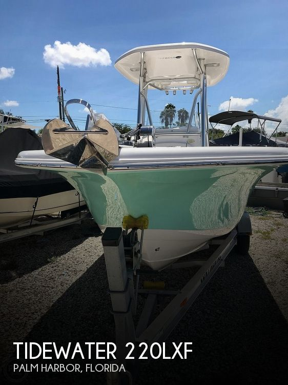 Used Tidewater Boats For Sale by owner | 2017 Tidewater 222LXF