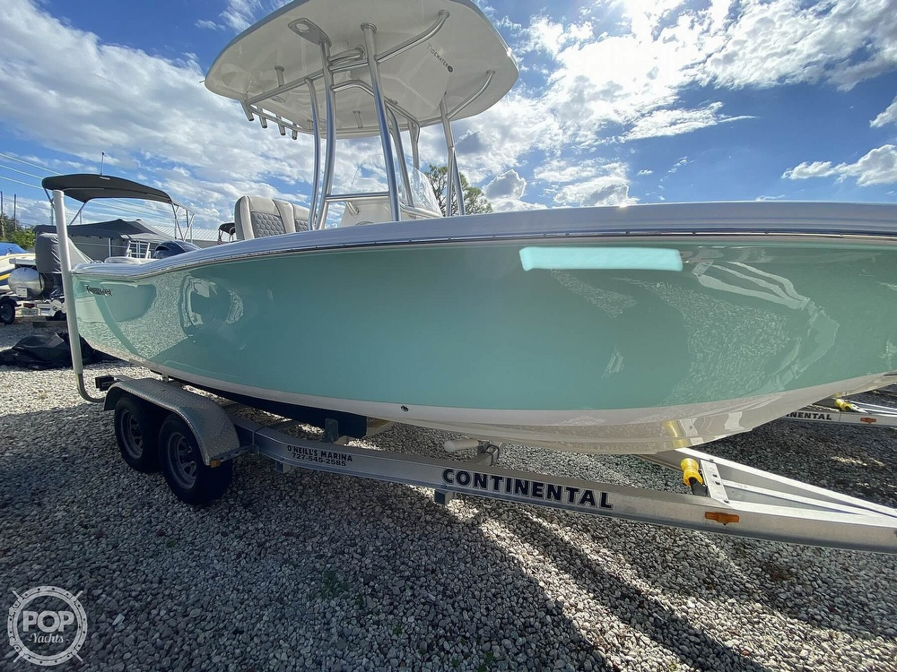 2017 Tidewater boat for sale, model of the boat is 220 LXF & Image # 5 of 40