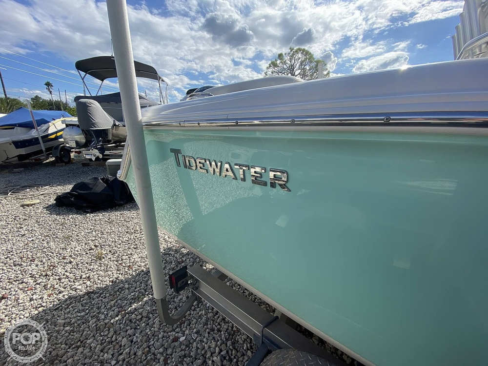 2017 Tidewater boat for sale, model of the boat is 220 LXF & Image # 12 of 40