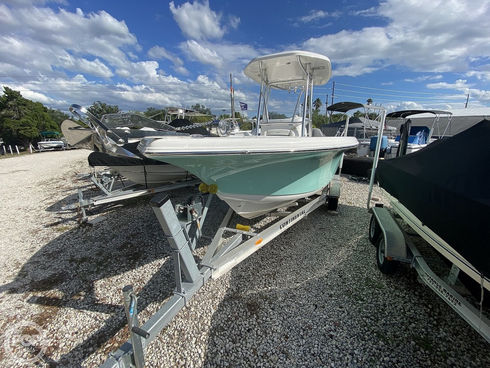 2017 Tidewater boat for sale, model of the boat is 220 LXF & Image # 16 of 40