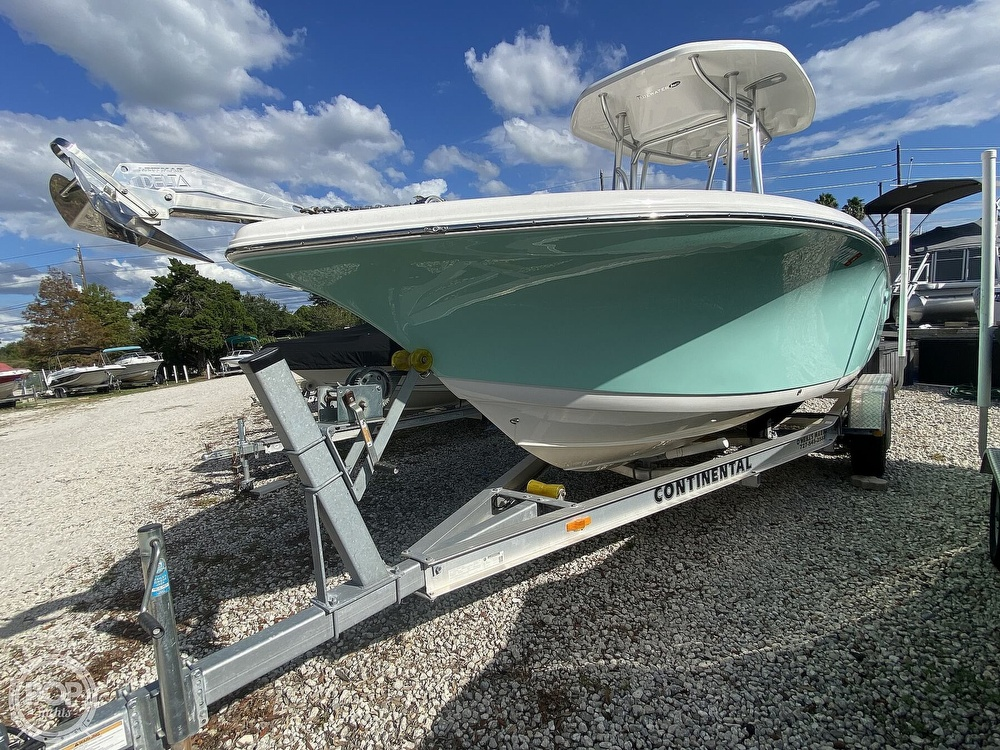 2017 Tidewater boat for sale, model of the boat is 220 LXF & Image # 19 of 40