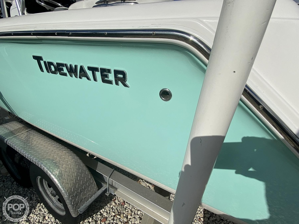 2017 Tidewater boat for sale, model of the boat is 220 LXF & Image # 21 of 40