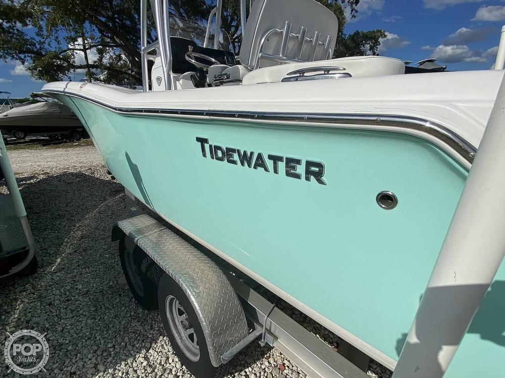 2017 Tidewater boat for sale, model of the boat is 220 LXF & Image # 23 of 40