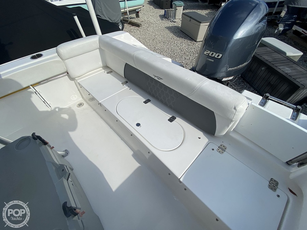 2017 Tidewater boat for sale, model of the boat is 220 LXF & Image # 40 of 40