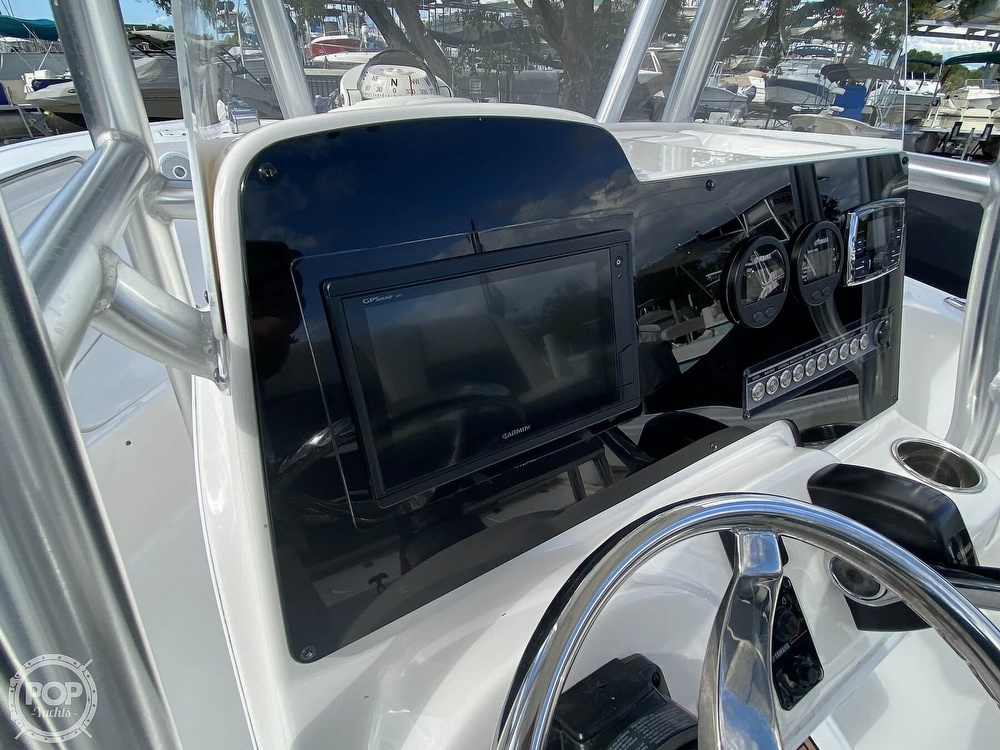 2017 Tidewater boat for sale, model of the boat is 220 LXF & Image # 2 of 40