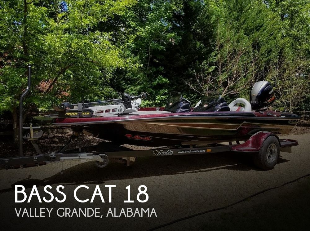 Used Bass Cat Boats For Sale by owner | 2017 Bass Cat 18 Sabre DC FTD