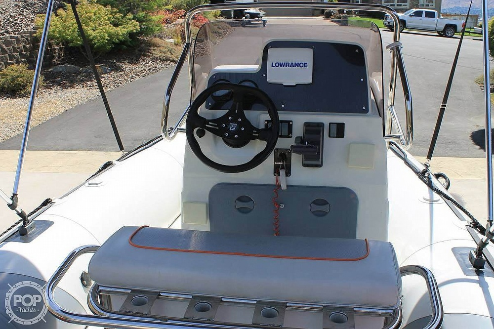 2014 Zodiac boat for sale, model of the boat is Pro Open 550 Neo & Image # 3 of 10