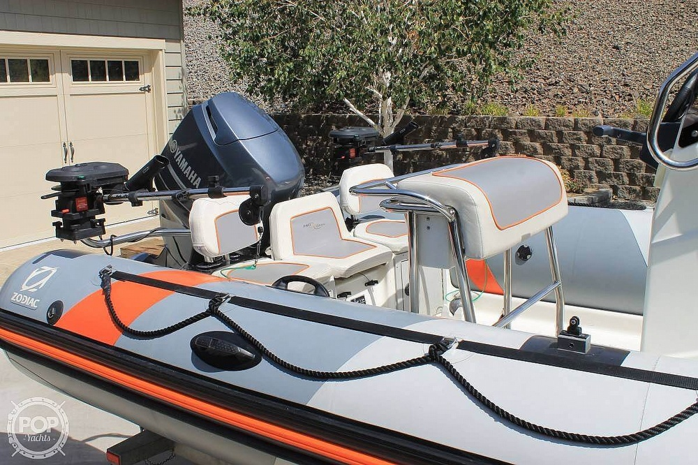 2014 Zodiac boat for sale, model of the boat is Pro Open 550 Neo & Image # 6 of 10