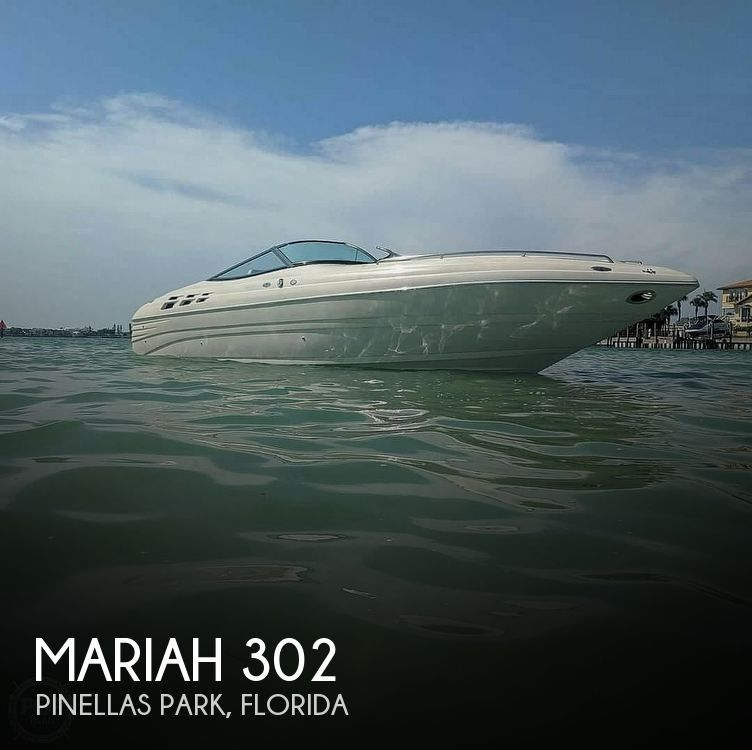 2001 Mariah boat for sale, model of the boat is 302 & Image # 1 of 40