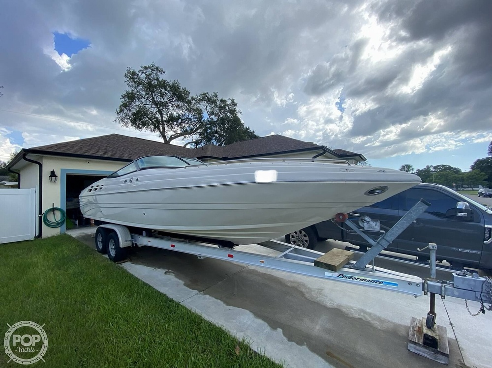 2001 Mariah boat for sale, model of the boat is 302 & Image # 4 of 40