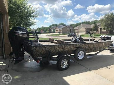 Lowe Stinger 195 Camo, 195, for sale - $24,500