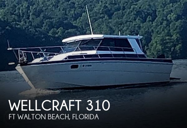 Used Wellcraft 31 Boats For Sale by owner | 1981 Wellcraft 310 Sedan Bridge