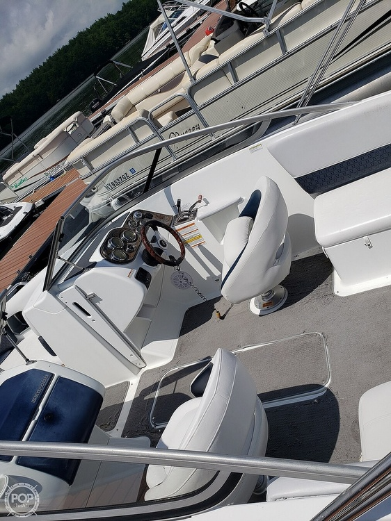 2008 Sea Doo PWC boat for sale, model of the boat is 230 Challenger SE & Image # 10 of 17