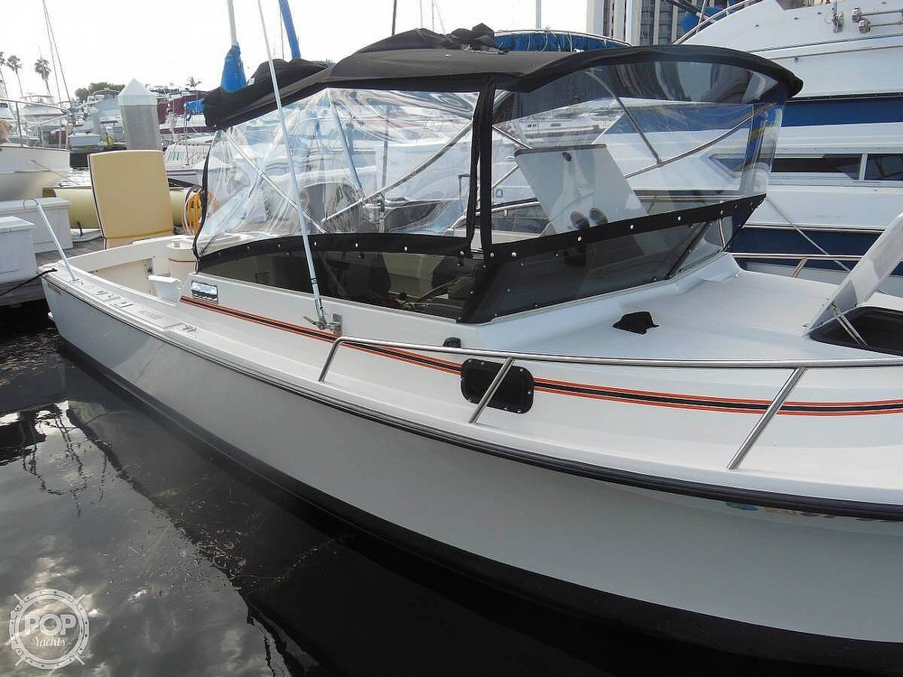 1989 Shamrock boat for sale, model of the boat is 260 & Image # 4 of 40