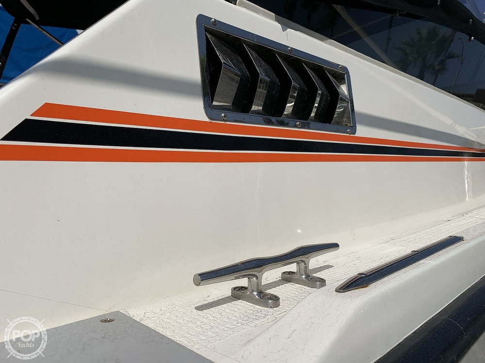 1989 Shamrock boat for sale, model of the boat is 260 & Image # 39 of 40