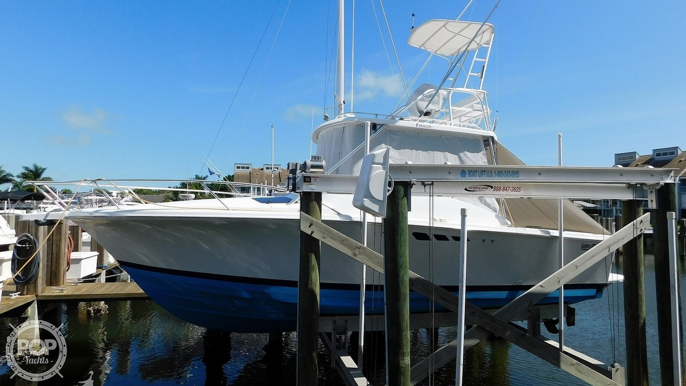 1997 Luhrs boat for sale, model of the boat is 290 Open Tournament & Image # 2 of 40