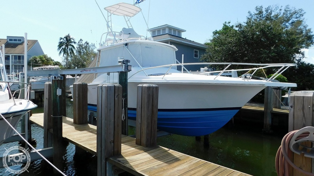 1997 Luhrs boat for sale, model of the boat is 290 Open Tournament & Image # 3 of 40