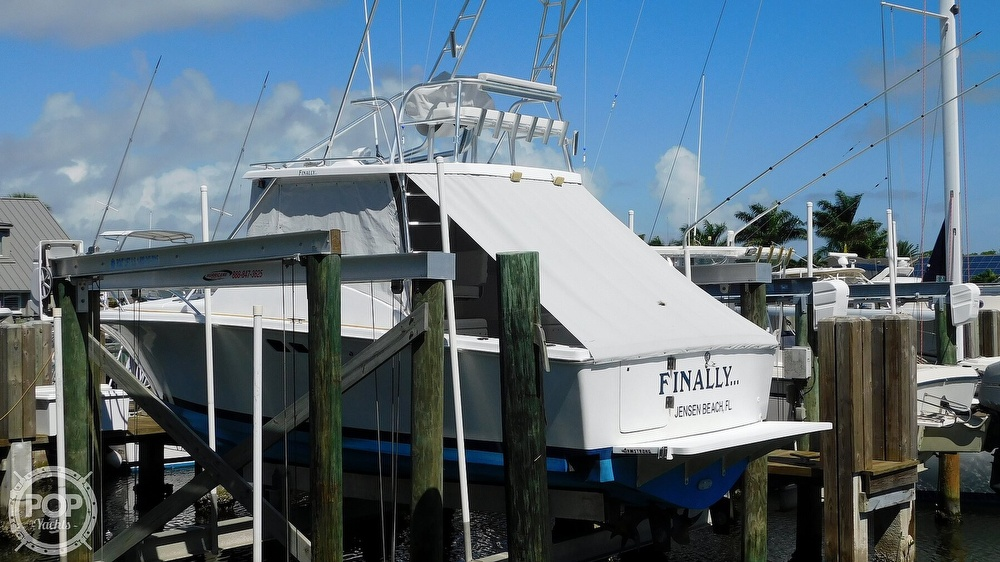 1997 Luhrs boat for sale, model of the boat is 290 Open Tournament & Image # 4 of 40