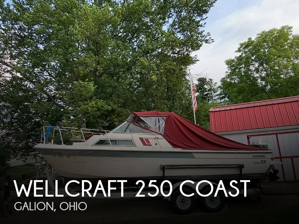 Used Wellcraft Boats For Sale in Ohio by owner | 1987 Wellcraft 26