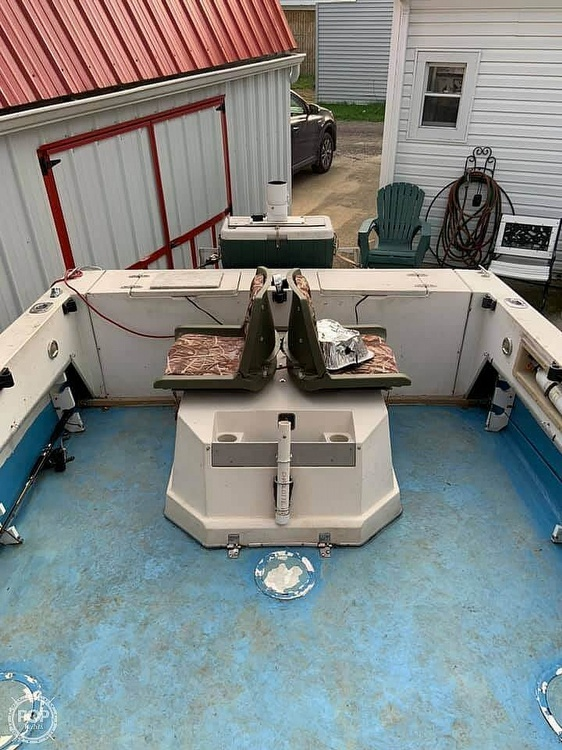 1987 Wellcraft boat for sale, model of the boat is 250 Coastal & Image # 22 of 40