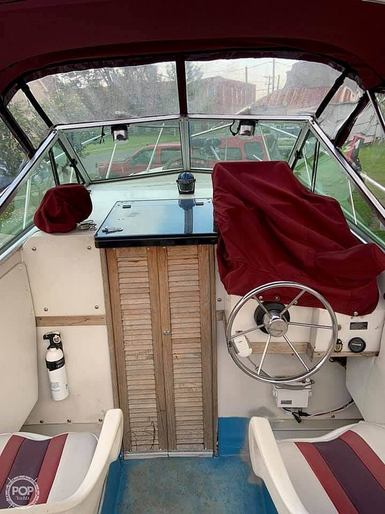 1987 Wellcraft boat for sale, model of the boat is 250 Coastal & Image # 23 of 40