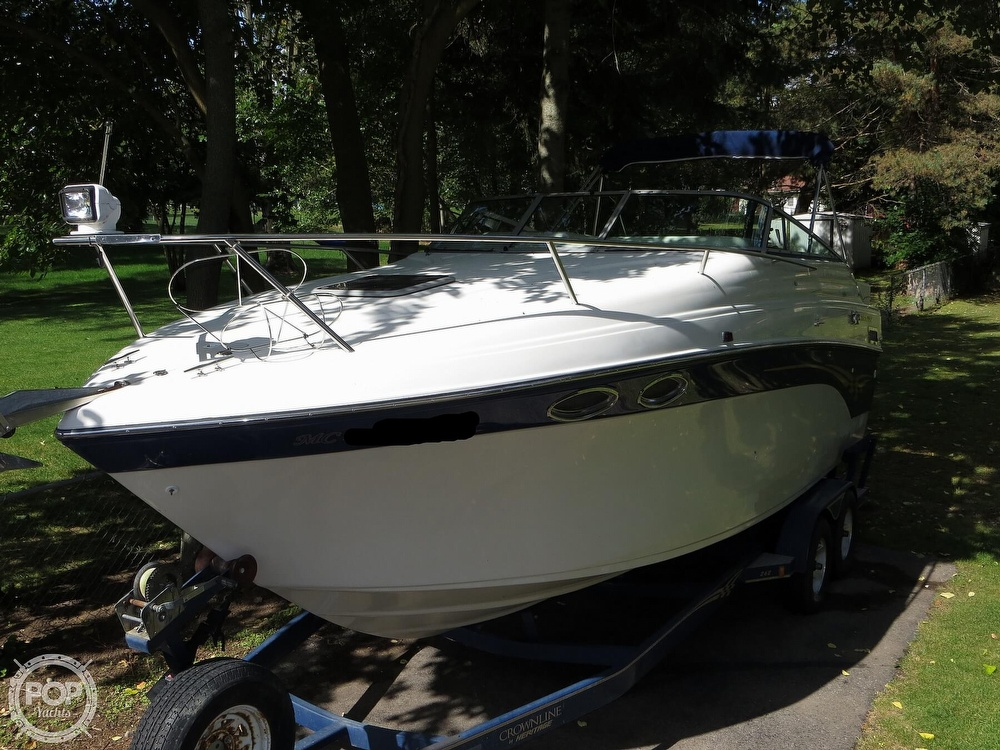2001 Crownline boat for sale, model of the boat is 262CR & Image # 13 of 40