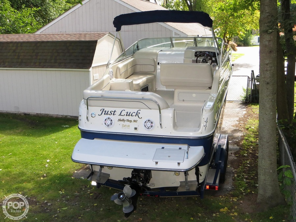 2001 Crownline boat for sale, model of the boat is 262CR & Image # 26 of 40