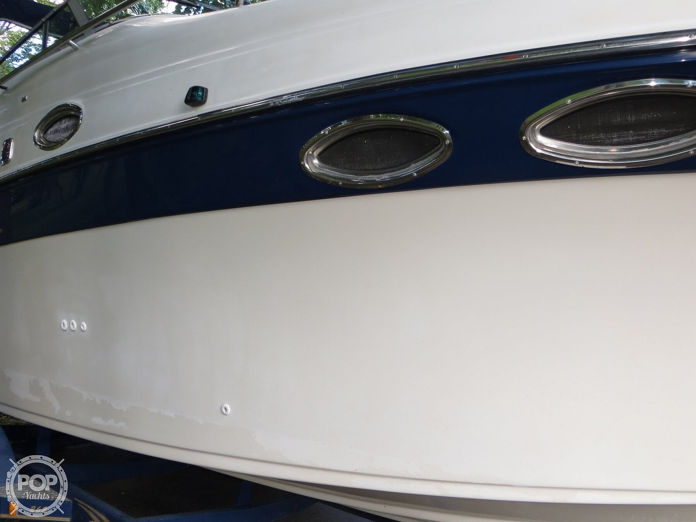2001 Crownline boat for sale, model of the boat is 262CR & Image # 35 of 40