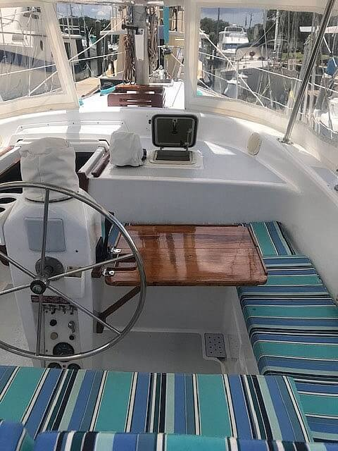 1981 Morgan boat for sale, model of the boat is 41 & Image # 2 of 40