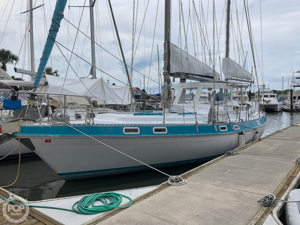 1981 Morgan boat for sale, model of the boat is 41 & Image # 6 of 40