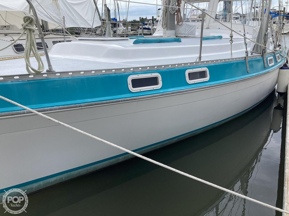 1981 Morgan boat for sale, model of the boat is 41 & Image # 13 of 40
