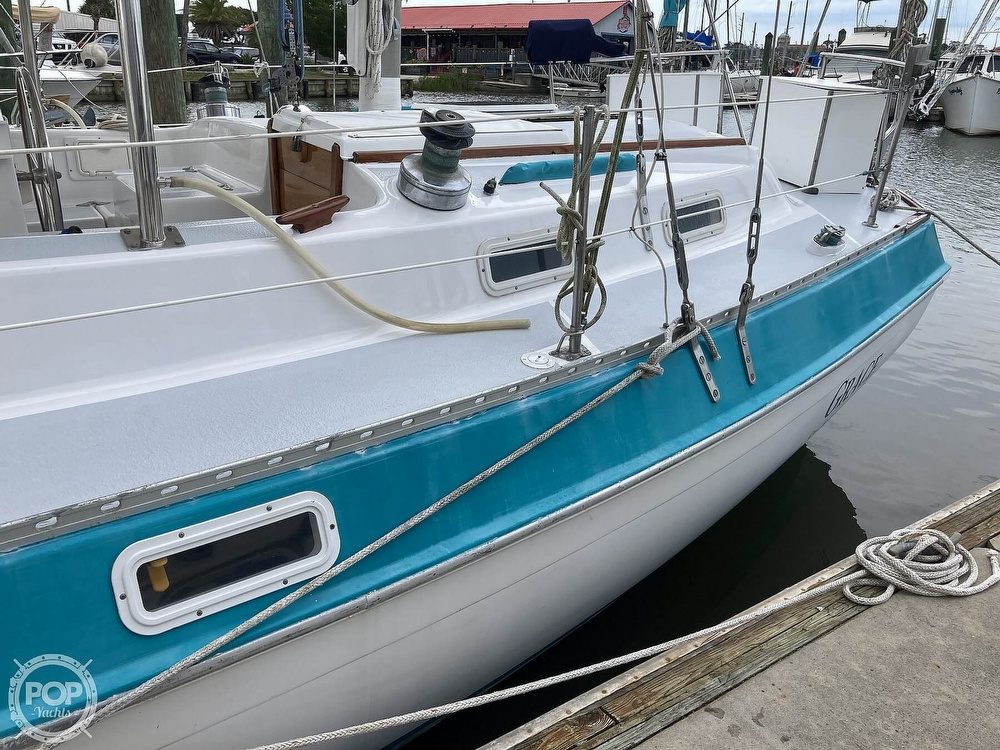 1981 Morgan boat for sale, model of the boat is 41 & Image # 15 of 40