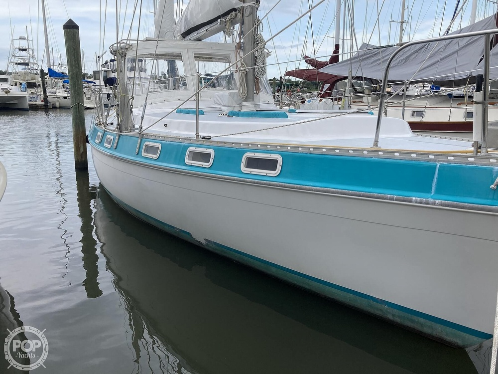 1981 Morgan boat for sale, model of the boat is 41 & Image # 17 of 40