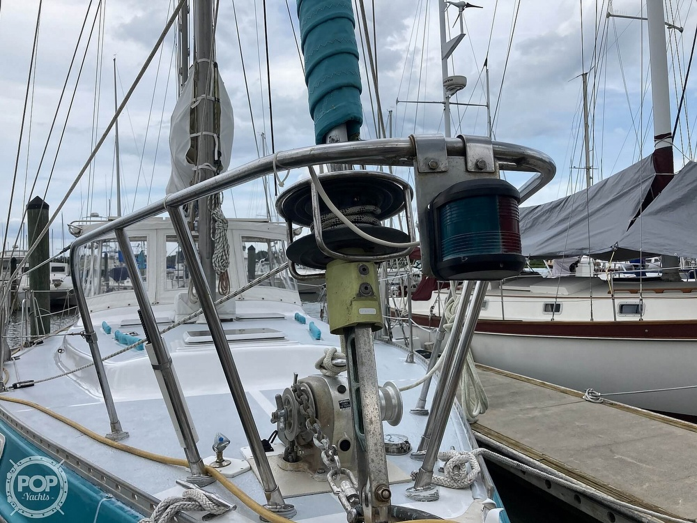 1981 Morgan boat for sale, model of the boat is 41 & Image # 20 of 40