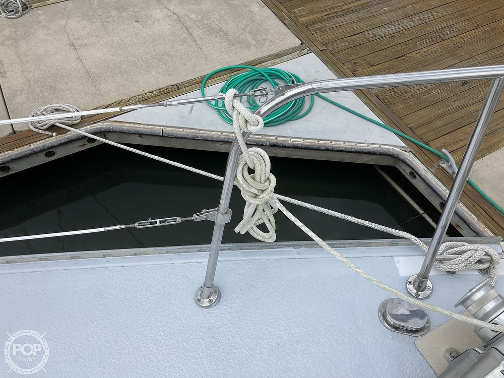 1981 Morgan boat for sale, model of the boat is 41 & Image # 27 of 40