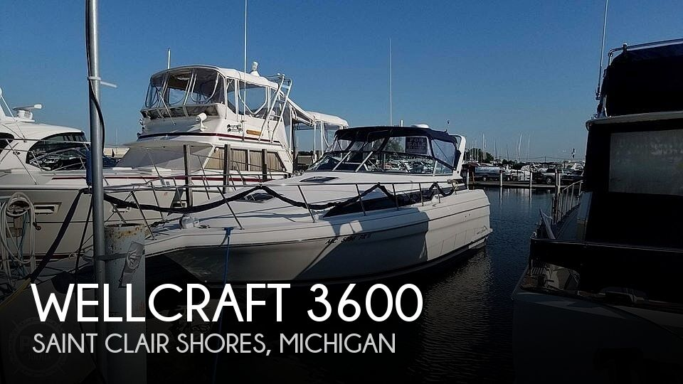Used Wellcraft 36 Boats For Sale by owner | 1995 Wellcraft 3600 Martinique