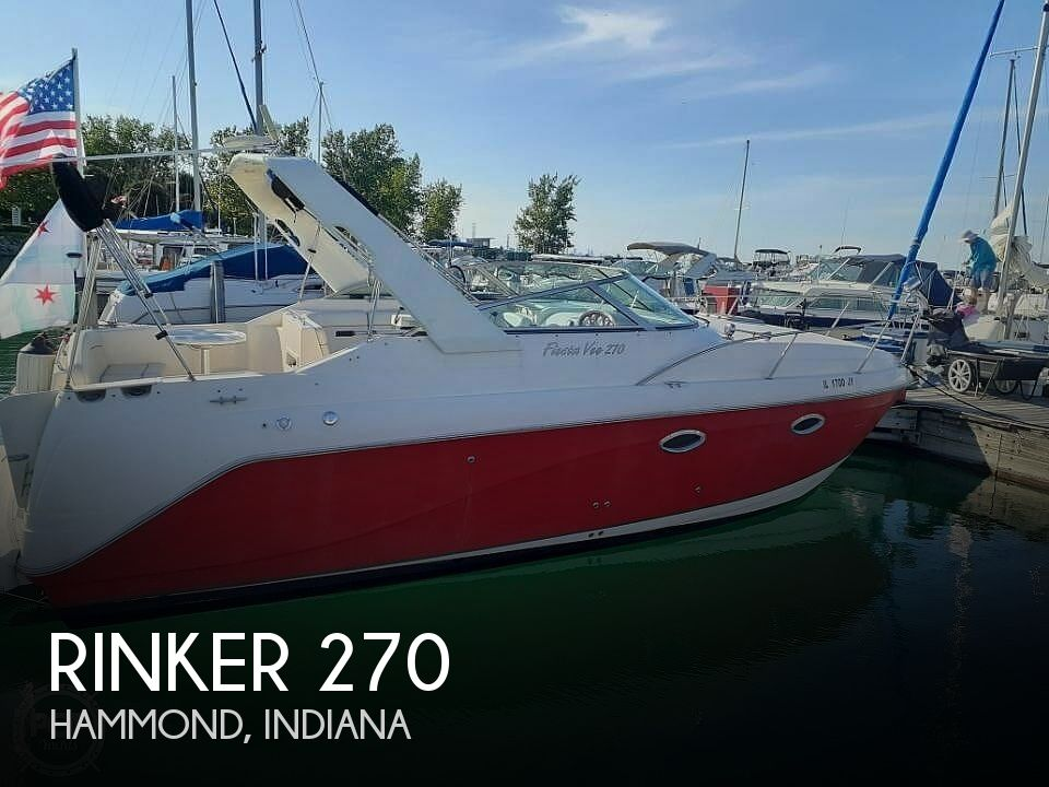 Used Rinker 27 Boats For Sale by owner | 2005 Rinker 27