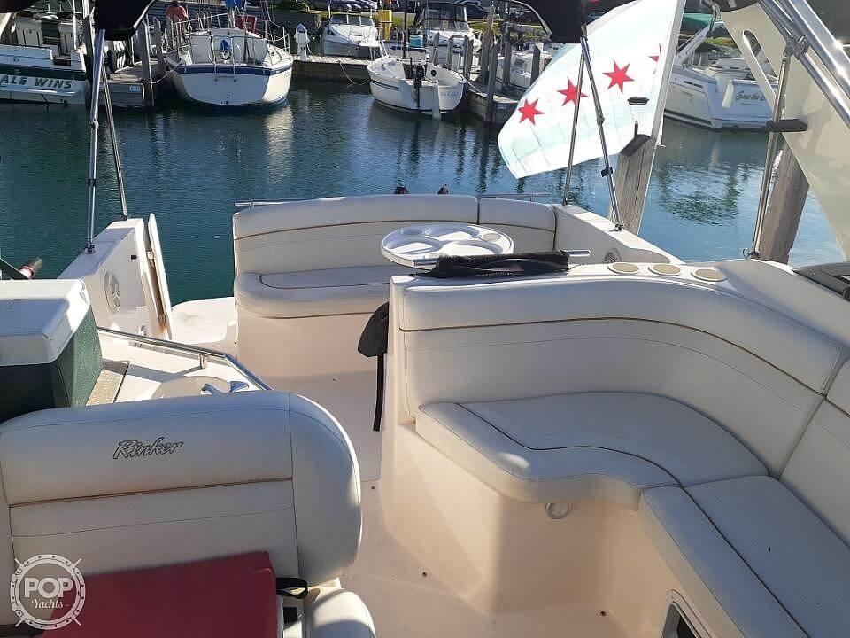 2005 Rinker boat for sale, model of the boat is 270 Fiesta Vee & Image # 6 of 17