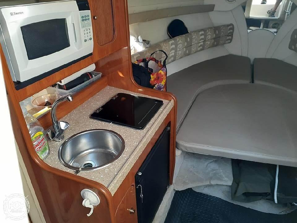 2005 Rinker boat for sale, model of the boat is 270 Fiesta Vee & Image # 10 of 17