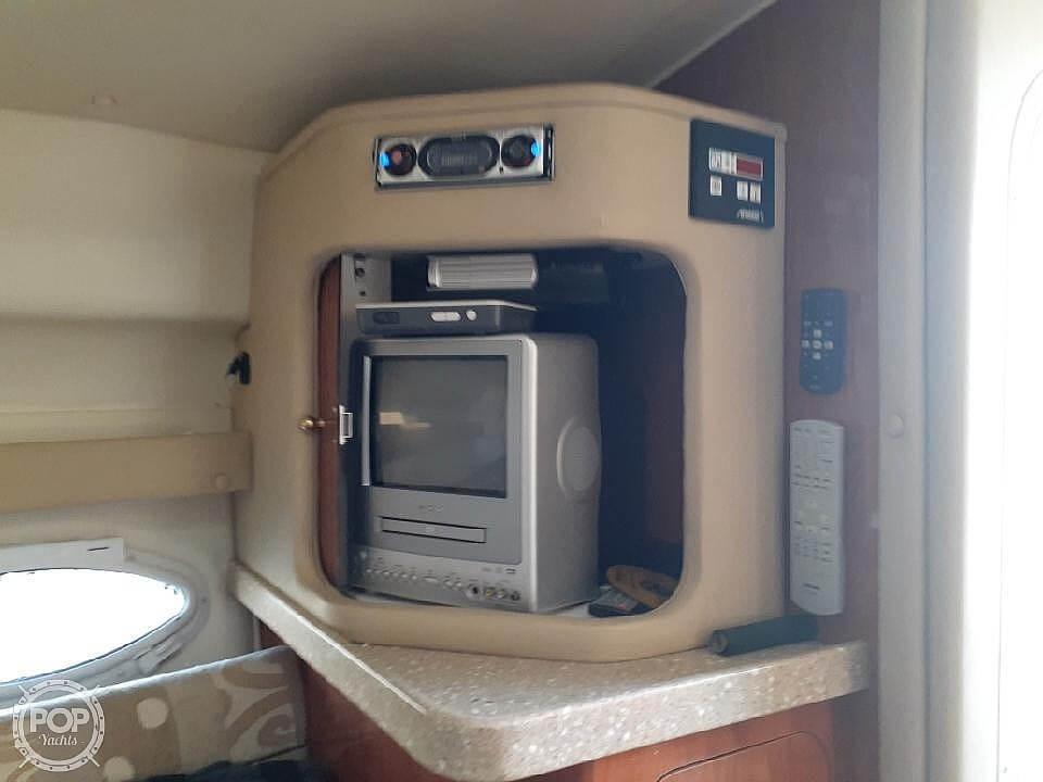2005 Rinker boat for sale, model of the boat is 270 Fiesta Vee & Image # 15 of 17