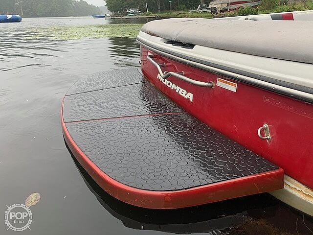 2006 Moomba boat for sale, model of the boat is Outback 22 & Image # 5 of 41